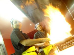 2nd chef