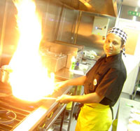 learn to cook indian food with our trained chefs