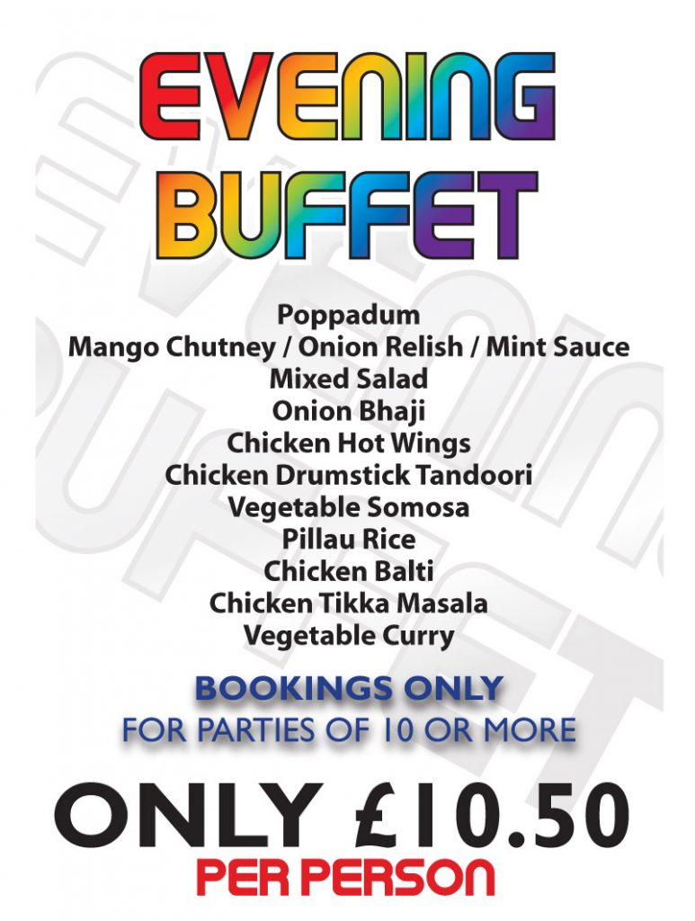 hot buffet caterers in Wigan